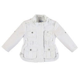 Mayoral Mayoral - Windbreaker, White