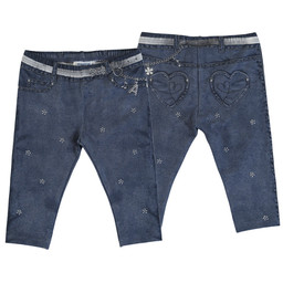 Mayoral Mayoral - Leggings Jeans, Foncé