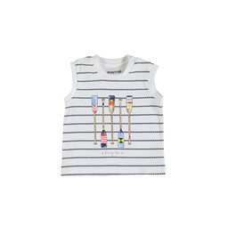 Mayoral Mayoral - Oars Shirt, Striped