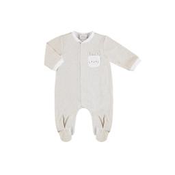 Mayoral Mayoral - Bunny Long Pyjama, Beige