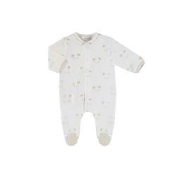 Mayoral Mayoral - Bunny Pattern Long Pyjama, Beige