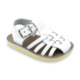 Salt Water Sandals Salt Water Sandals - Sailor Sandals, White