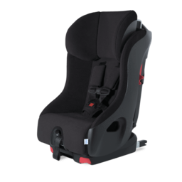 Clek Clek FOONF - Crypton+ Fabric Car Seat, Shadow (Black)