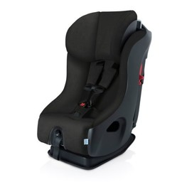 Clek Clek FLLO - Crypton+ Fabric Car Seat, Black