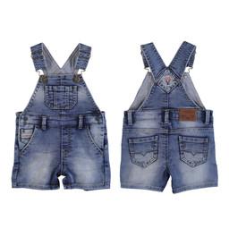 Mayoral Mayoral - Soft Denim Overall, Jeans