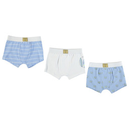 Mayoral Mayoral - Set of 3 Boxers, Sky