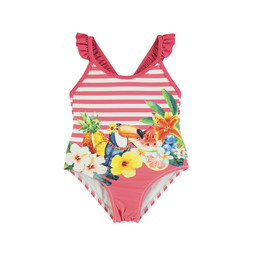 Mayoral Mayoral - Serigraphy Swimsuit, Watermelon