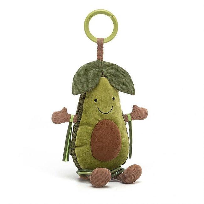 Jellycat Jellycat - Avocado Activity Toy