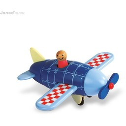 Janod Avion Magnétique de Janod/Janod Magnet Plane