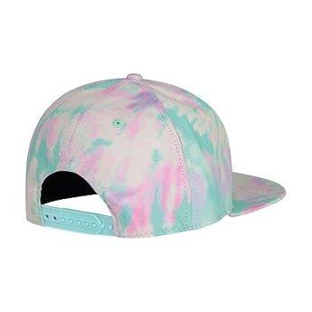Birdz Children & Co Birdz - Tie Dye Cap, Flamingo Pink