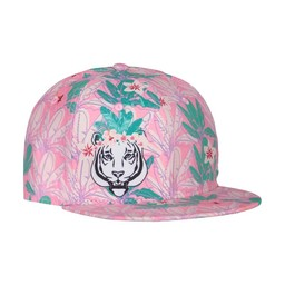 Birdz Children & Co Birdz - Flamingo Foliage Cap