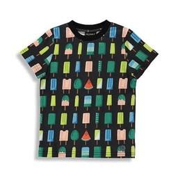 Birdz Children & Co Birdz - Popsicle T-Shirt, Grey