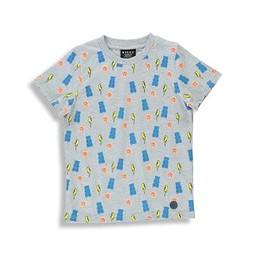 Birdz Children & Co Birdz - Gummy Bears T-Shirt, Grey