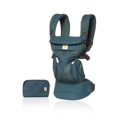 Ergobaby Ergobaby - Porte-Bébé Omni 360 Cool Air, Filet Evergreen