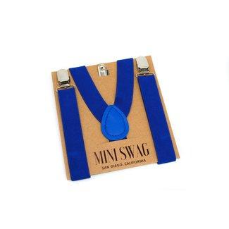 Mini Swag Mini Swag - Bretelles, Bleu Royal