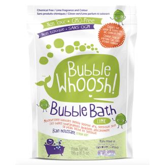 Loot Loot - Moisturizing Foaming Bath Powder, Lime