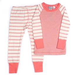 Coccoli Coccoli - 2 Piece Pyjama, Pink Heather