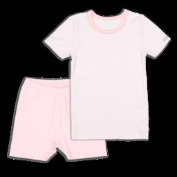 Coccoli Coccoli - 2 Piece Short Pyjama, Pink Dots