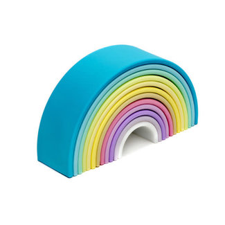 Dëna Dëna - Large Rainbow Toy, Pastel