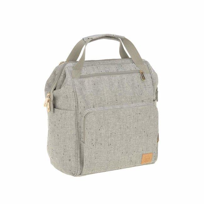 Lässig Lässig - Glam Goldie Backpack, Beige Bow