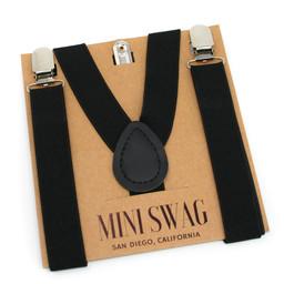 Mini Swag Mini Swag - Bretelles, Noir