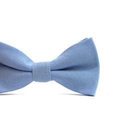 Mini Swag Mini Swag - Adjustable Bow Tie, Light Blue