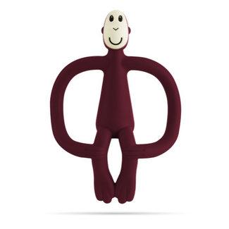 Matchstick Monkey Matchstick Monkey - Teething Toy, Claret