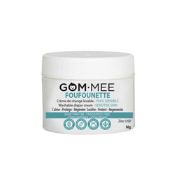 Gom.mee GOM.MEE - 3 in 1 Washable Diaper Cream