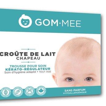 Gom.mee GOM.MEE -  Kerato-Repairing Care Kit for Cradle Cap