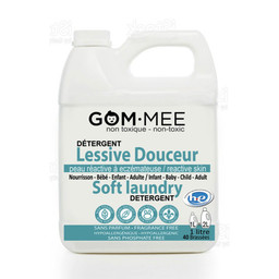 Gom.mee GOM.MEE - Soft Laundry Detergent for Reactive Skin, 1L