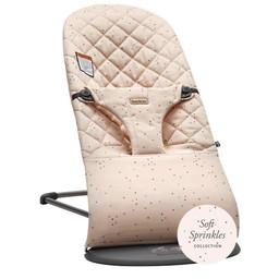 BabyBjörn BabyBjörn - Bouncer Bliss Transat, Cotton Pink Sequins