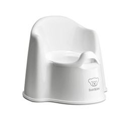 BabyBjörn BabyBjörn - Potty Chair, White