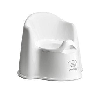 BabyBjörn BabyBjörn - Potty Chair, White