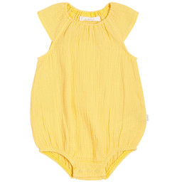 Petit Lem Petit Lem - Bubble Romper, Yellow