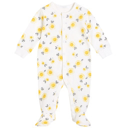 Petit Lem Petit Lem - Knitted Sleeper, Sunflowers