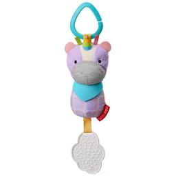 Skip Hop Skip Hop - Bandana Buddies Chime Toy, Unicorn