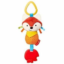 Skip Hop Skip Hop - Bandana Buddies Chime Toy, Fox