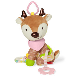 Skip Hop Skip Hop - Bandana Buddies Activity Toy, Deer