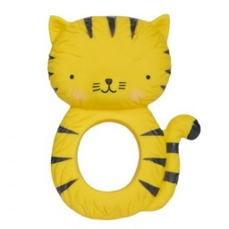 A Little Lovely Company A Little Lovely Company - Teething Ring, Tiger