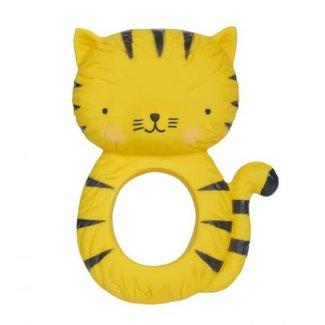 A Little Lovely Company A Little Lovely Company - Teething Ring, Tiger