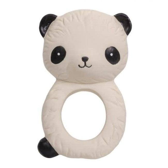 A Little Lovely Company A Little Lovely Company - Teething Ring, Panda