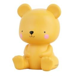 A Little Lovely Company A Little Lovely Company - Little Light Caramel Bear