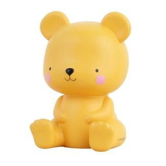 A Little Lovely Company A Little Lovely Company - Little Light Caramel Bear