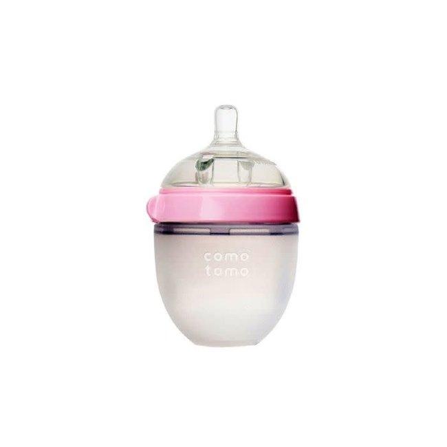 Como Tomo Como Tomo - Breatfeeding Baby Bottle 150ml, Pink