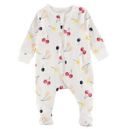Petit Lem Petit Lem - Knitted Sleeper, Cherry