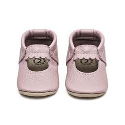 Minimoc Heyfolks - Mini Jane Soft Soles Shoes, Piglet