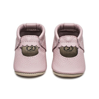 Heyfolks Heyfolks - Mini Jane Soft Soles Shoes, Piglet