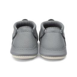 Minimoc Heyfolks - Sport Soft Soles Shoes, Stingray