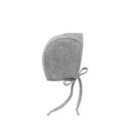 Briar Baby Briar Baby - Classic Bonnet, Natural Stripe