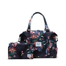 Herschel Herschel - Sprout Diaper Bag, Summer Floral Black